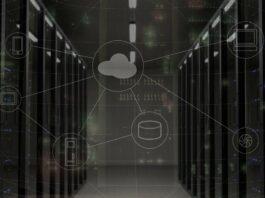 chmura cloud computing serwer