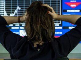 kryzys giełda waluty