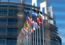 unia europejska flagi