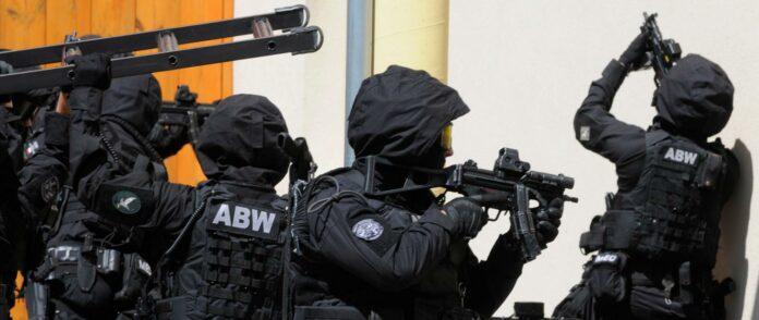 ABW agencja bezpieczeństwa wewnętrznego