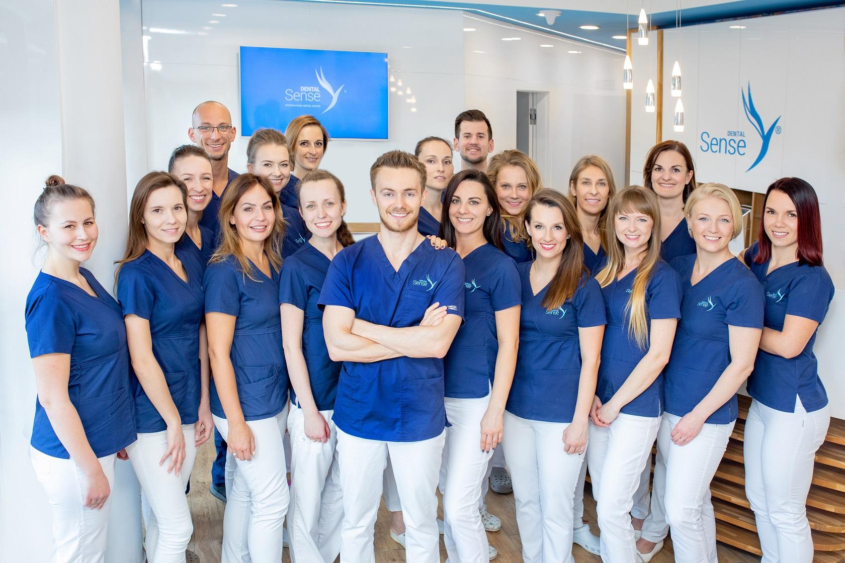 Dental Sens w sieci Medicover Stomatologia