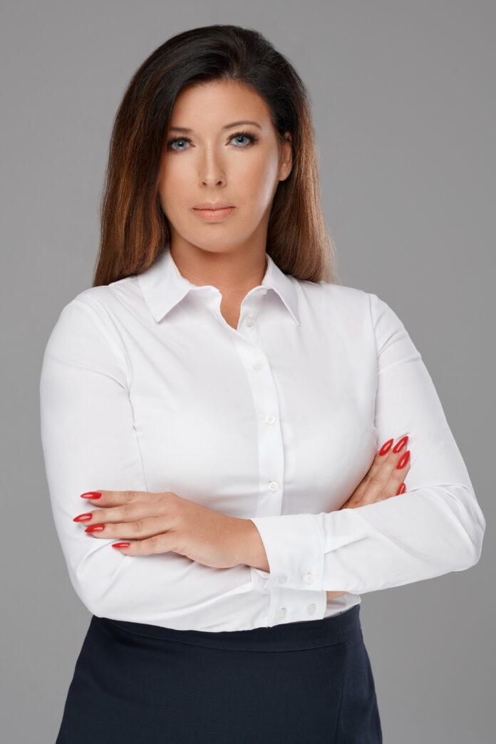 Katarzyna Syta, Prezes Zarządu KAES Logistics