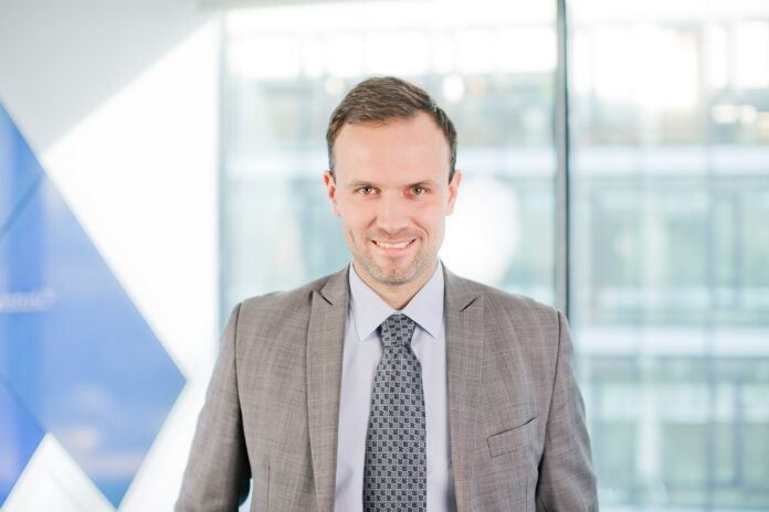 Konrad Łucka, IT Services Director, z firmy S&T