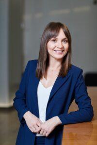 Magdalena Burzyńska, Dyrektor Zarządzająca w Ayming Polska