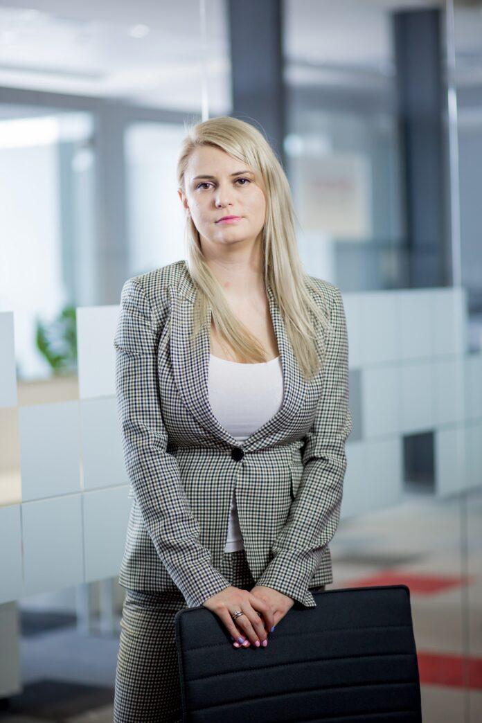 Magdalena Szczepanek z kancelarii prawnej Causa Finita