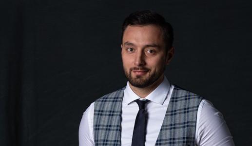 Marcel Rowiński, dyrektor operacyjny w Crowdway sp. z o.o.