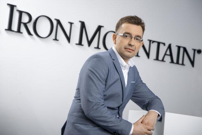 Marcin Skrzypczak – RM Operations Manager w Iron Mountain Polska