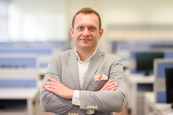 Michał Skorupa, Prezes zarządu FOTON Technik, Grupa innogy