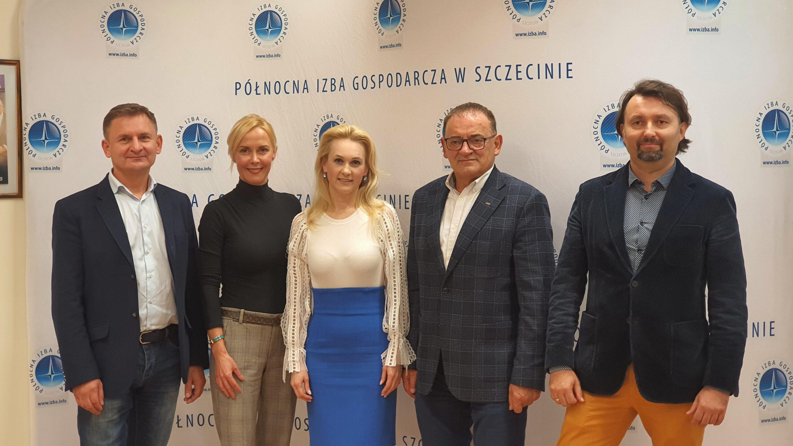 Nowe prezydium Północnej Izby Gospodarczej w Szczecinie