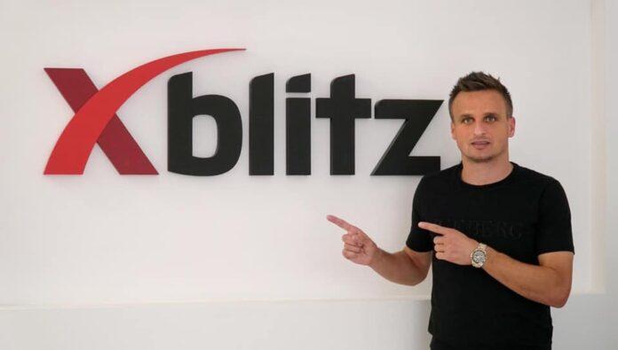 Sławomir Peszko twarzą alkomatów Xblitz