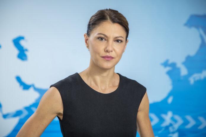 Sylwia Pyśkiewicz, Prezes Iron Mountain Polska