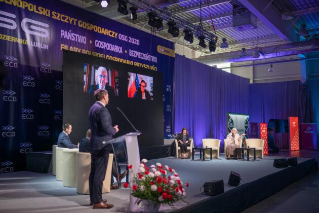 VI edycja Ogólnopolskiego Szczytu Gospodarczego OSG 2020 (10)
