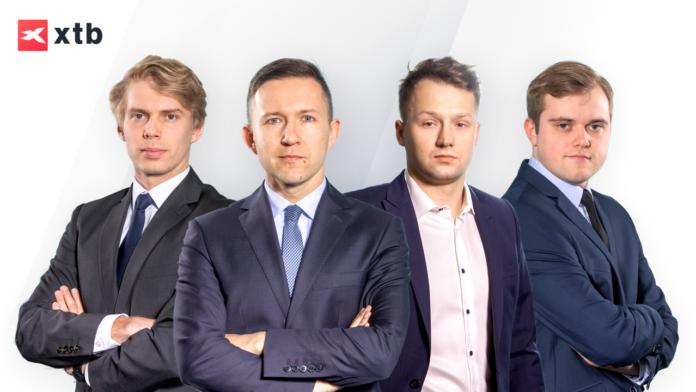 Zespół Analiz XTB – Michał Stajniak_dr Przemysław Kwiecień_Łukasz Stefanik_Filip Kondej