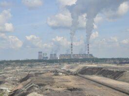 bełchatów polski węgiel górnictwo energetyka