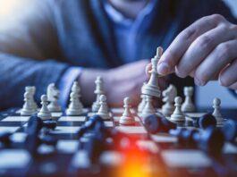 biznes strategia szachy
