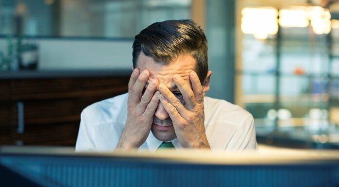 pracownik depresja zwolnienie