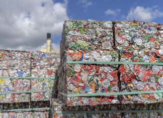 recyckling śmieci