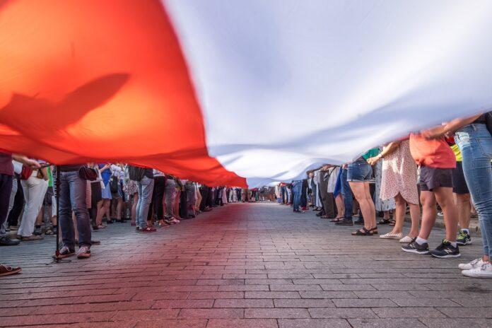 strajk flaga