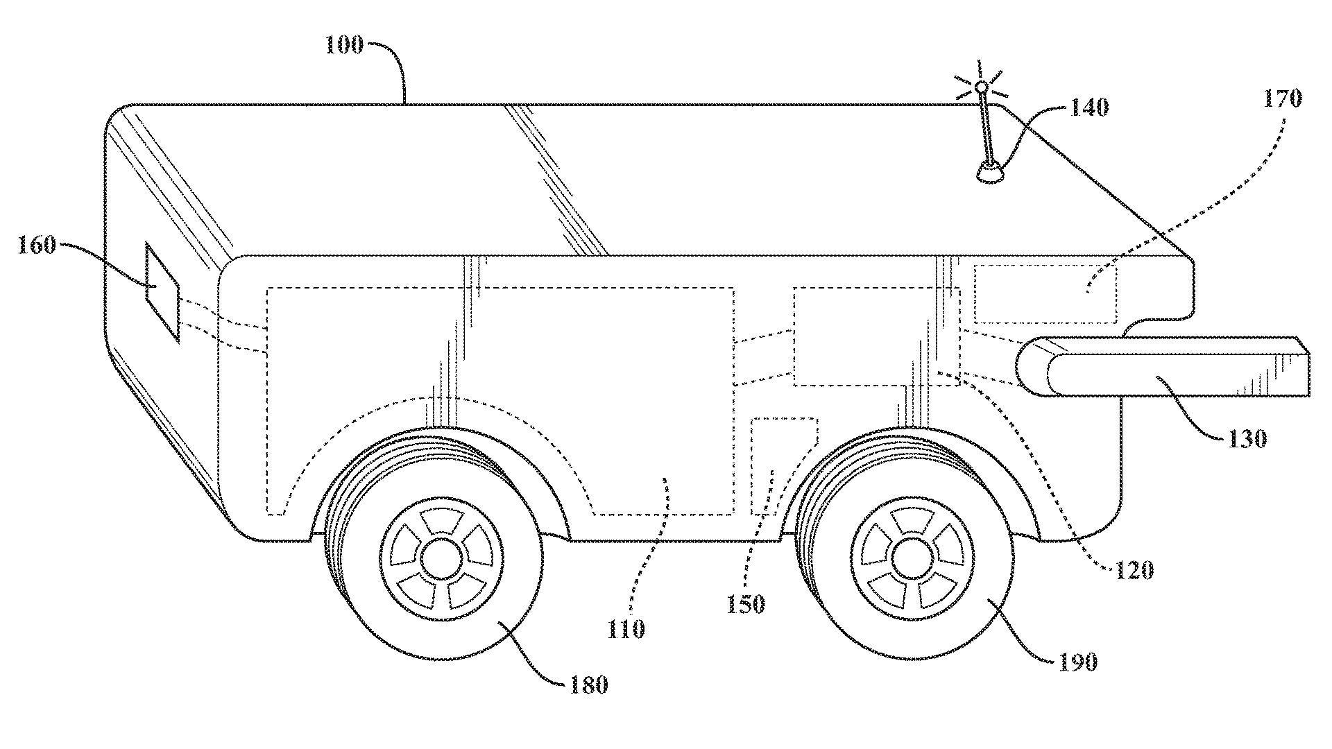 Autonomiczne pojazdy do ładowania i tankowania samochodów – nowy patent Toyoty 2