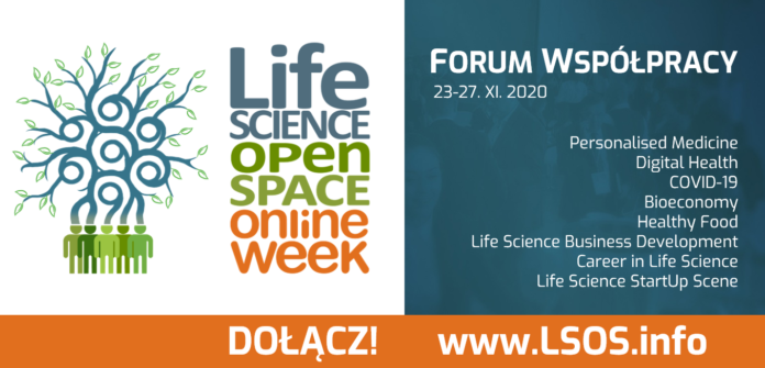 Life Science Open Space - Online Week'20