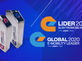 Global e-Mobility Leader - Lider Elektromobilności