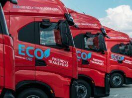 Grupa OMEGA Pilzno kupiła 50 ciągników siodłowych napędzanych gazem ziemnym