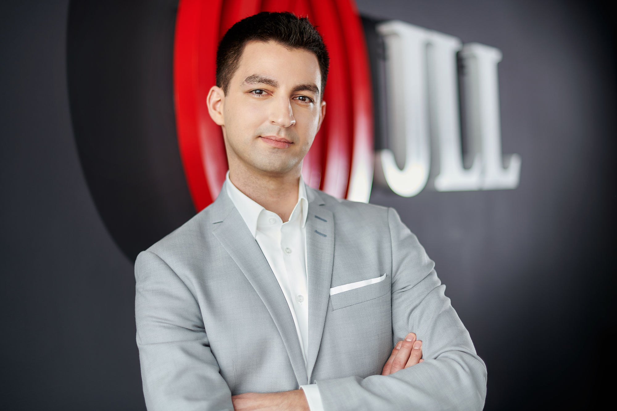 JLL Adam Lis Flexible Office Solutions Manager