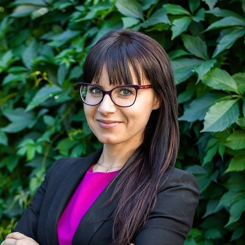 Katarzyna Wilkolaska-zuromska fot. Zuzanna Sosnowska