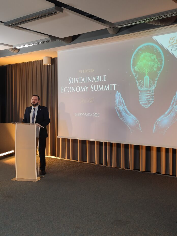 Konferencja Sustainable Economy Summit (2)
