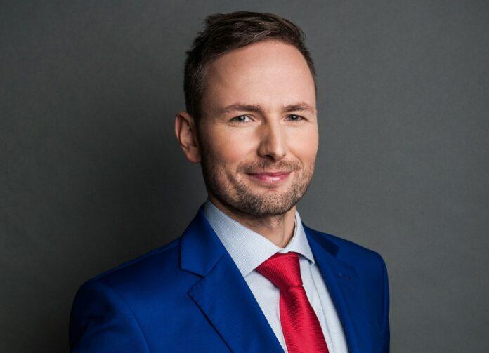 Łukasz Wróbel, wiceprezes i dyrektor ds. rozwoju biznesu w Webcon