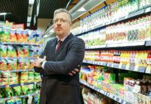 Michał Sadecki, prezes Polskiej Grupy Supermarketów