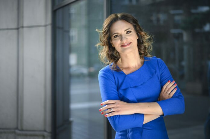 Monika Morawiecka, Prezes PGE Baltica