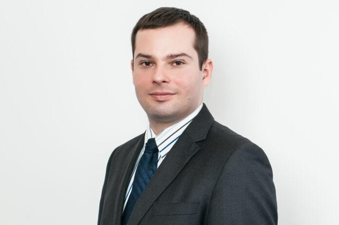 Piotr Świerczyński, ekspert Krajowego Punktu Kontaktowego Programów Badawczych Unii Europejskiej