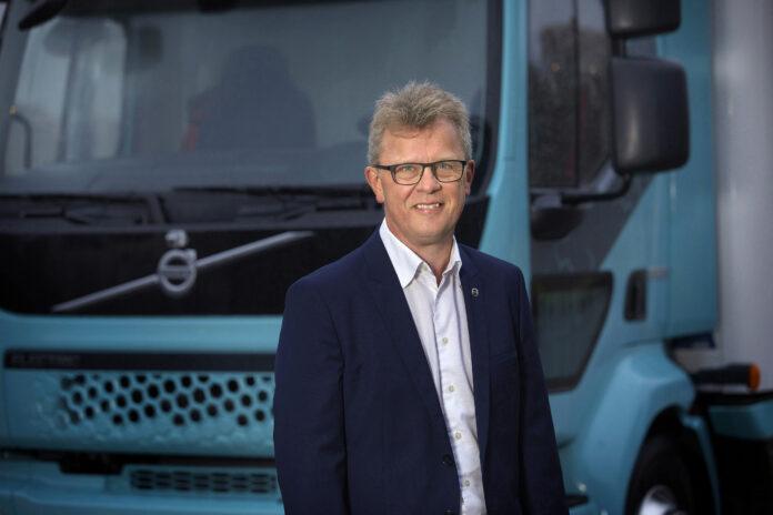 Roger Alm, Volvo Trucks