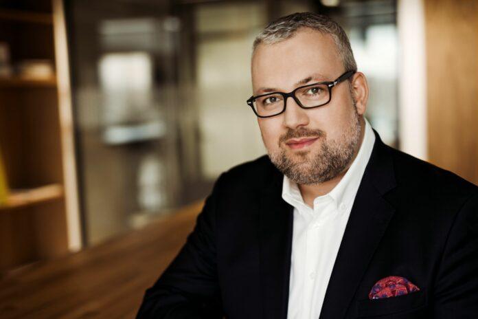 Skanska Arkadiusz Rudzki Executive Vice President Leasing & Sales