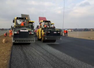 infrastruktura budowa drogi