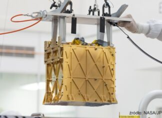 NASA chce wyprodukować tlen na Marsie. Pomoże to w eksploracji planety i powrocie astronautów na Ziemię [DEPESZA]