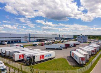 FM Logistic transport