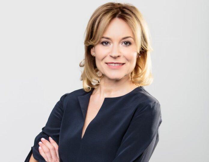 Iwona Janas, dyrektor generalna ManpowerGroup w Polsce