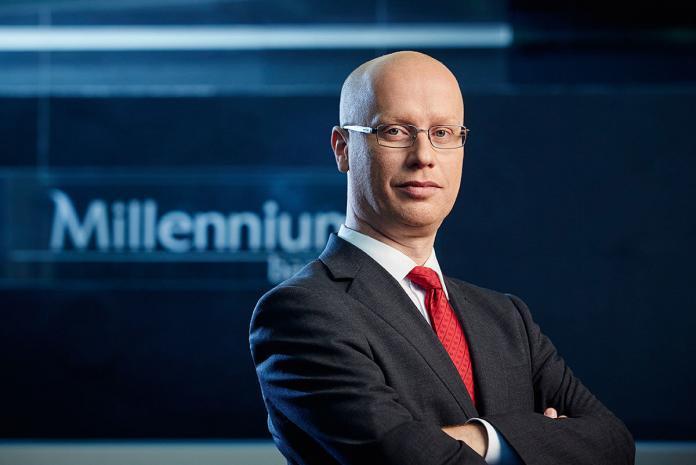 Marcin Balicki Millennium Leasing fot. A. Iwański