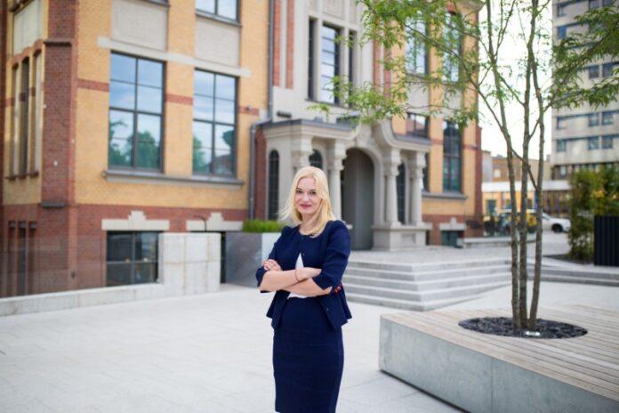 Maria Bogajewska, prezes Arena