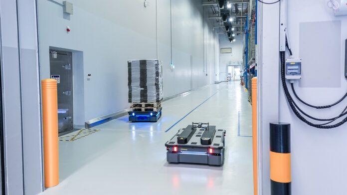 Rozwój rynku autonomicznych robotów mobilnych 2