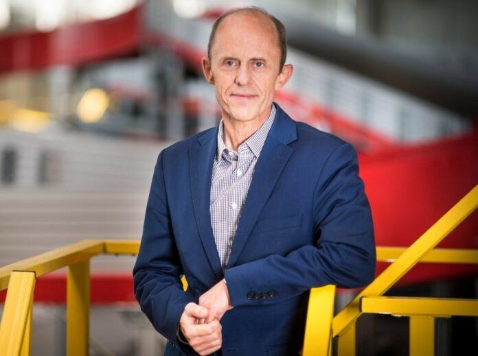 Tomasz Buraś, prezes zarządu DHL Express Polska (fot. materiały prasowe)