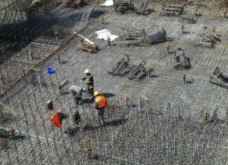 budowa blok nieruchomości