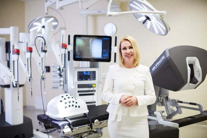 Joanna Szyman, prezes zarządu Grupy NEO Hospital
