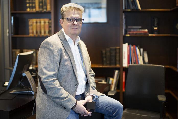 Aleksander Gruszczyński, Prezes Zarządu w Carlson Investments
