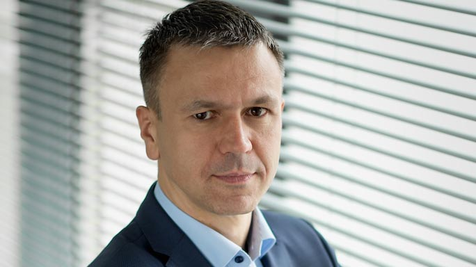Artur Jankowski - prezes Nestlé Polska S.A.