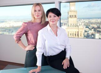 Beata Jarosz i Joanna Pruszyńska-Witkowska_założycielki Future Collars – autor zdjęcia Wiktoria Tobiasz