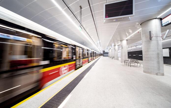 Budowa II linii warszawskiego metra 3