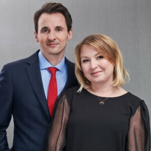 Nicole Sochacki-Wójcicka i Jakub Wójcicki – Roger Publishing